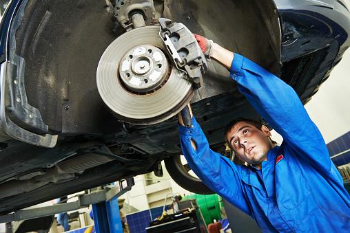 Auto Repair Santa Ana