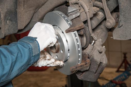 Brake Repair Santa Ana
