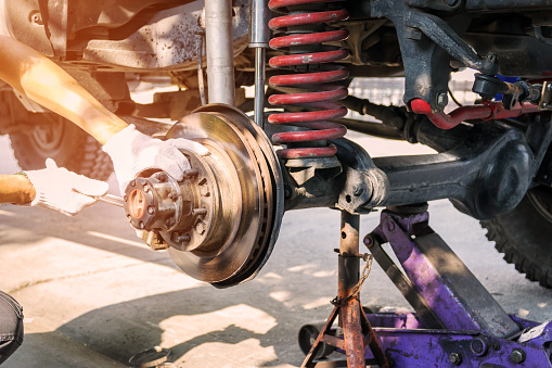 Brake and Light Inspection Santa Ana | Brake Repair